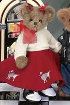 """Bearington Bears """"Betty Bop""""  14"""" Plush Bear- #1797 - NWT- 2006 - $39.99"""
