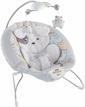 Infant Deluxe Bouncer Sleeping Newborn Calming Vibration Seat w/ Mobile Seat NEW - $73.46