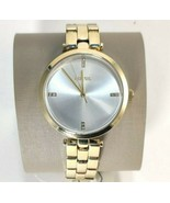 Fossil Suitor Stainless Steel  BQ7022 Gold Tone Women's Watch MSRP $135 - $69.95