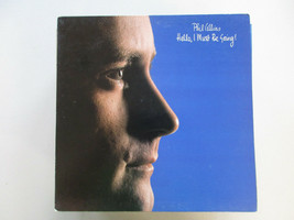 Phil Collins Hello, I Must be Going vinyl record album - $7.69