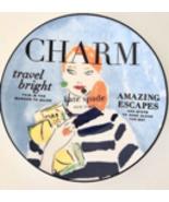 Kate Spade ♠️ LENOX Travel Bright CHARM Plate - $18.99