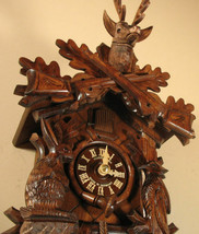 Black Forest Musical Cuckoo Clock - $341.50