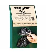 Green Aluminum Junior Dog Waste Bag Dispenser - 2 Rolls of 200 Pick Up Bags - $133.69