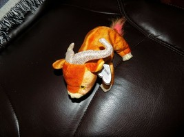"TY BEANIE BABY 2000 ZODIAC COLLECTION "" OX "" NEW - $20.00"