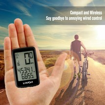 ENJOY® Wireless Bike Cycling Computer Bike Computer With Bicycle Speedom... - $22.14