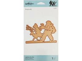 Spellbinders Lighting the Way Die #S4-936