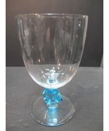 Bryce Aquarius goblet blueCrystal - $18.51