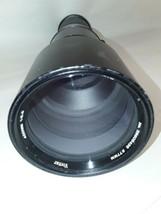 VIVITAR Auto-Telephoto 1:5.6 f=400mm camera lens - $54.45