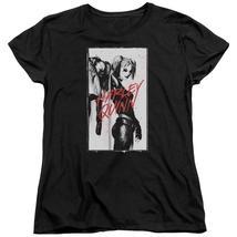 Batman - Inked Quinn Short Sleeve Women's Tee Shirt Officially Licensed T-Shirt - $20.99+