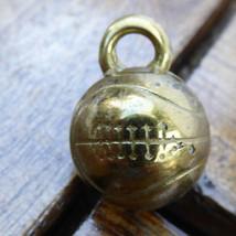 Vintage  Basketball  Charm  for charm bracelets                 3 - $9.89