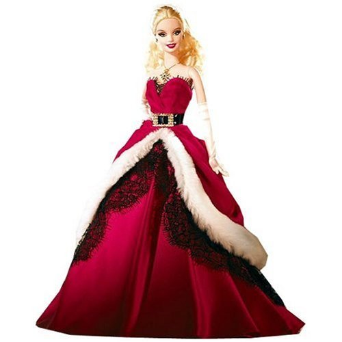 Mattel Barbie 2007 Holiday Collector Doll - $43.99