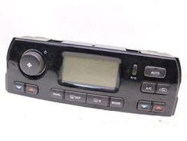 AC HEATER TEMP CONTROL Jaguar XJ8 XJ 2004 04 2005 05 06 07 08 Front 873576 - $74.24