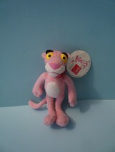 """Owens Corning 9"""" Plush Pink Panther Stuffed Animal MINT  - $9.89"""