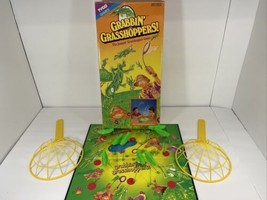 1990 Grabbin' Grasshoppers Game Tyco No 7046 Vintage Complete - $19.79