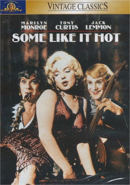 Some Like It Hot 50th Anniversary (1959) DVD