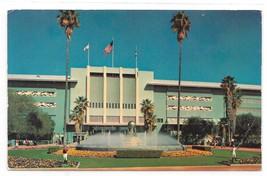 Arcadia CA Santa Anita Race Track Vintage 1960s Geo E Watson Photo Postcard - $4.99