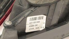 07-09 Mercedes 221 S550 S600 Tailight Tail Light Lamps Set L&R image 8