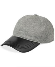 Kenneth Cole Reaction Men's Downtime Jersey Baseball Cap, Gray. - $16.82