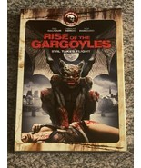 Rise of the Gargoyles (DVD, Includes Slipcover, Maneater Series) NEW / S... - $9.99