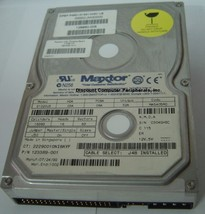 10GB 3.5in IDE Drive Maxtor 91020U3 Tested Good Free USA Ship Our Drives... - $16.61