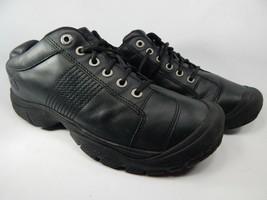 Keen Ptc Oxford Talla 12 M (D) Eu 46 Hombre Punta Suave Zapatos de Trabajo - $100.95 CAD