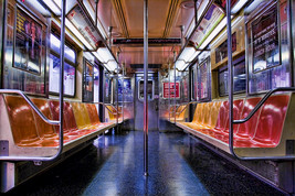 Subway, Fine Art Photos, Paper, Metal, Canvas Prints - $40.00