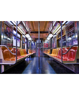 Subway, Fine Art Photos, Paper, Metal, Canvas Prints - $40.00 - $442.00