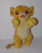 Disney Babies Simba Plush 14in The Lion King Stuffed Animal Cub Lovey - $9.99
