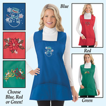 Christmas Holiday Cobbler Aprons, - $12.16
