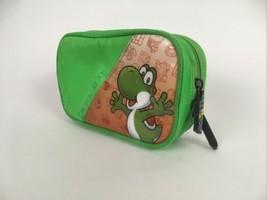 "PowerA Nintendo DS/3DS Green Dsuni Super Mario 7"" Soft Vinyl Case Travel... - $3.96"