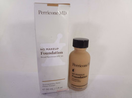 Perricone MD No Makeup Foundation SPF 20 Nude Light 1 fl oz *READ* {HB-P} - $22.44