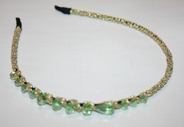 Girl's Headband with Beads, Hair Accessory - Variety of Colors - $7.99