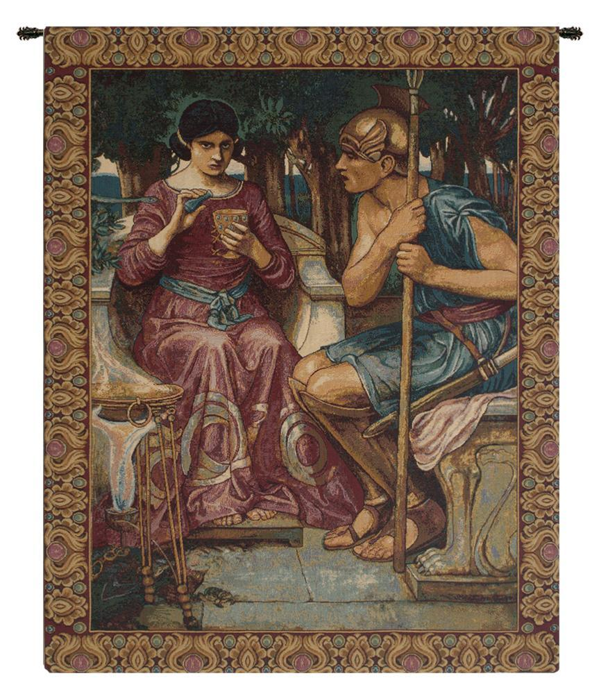 Giason and Medea Tapestry Wall Hanging