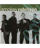 Smokey Robinson And The Miracles (Legends Of Soul) CD - $3.00