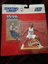 1996 NBA Starting Lineup Extended Series - Damon Stoudmire - Toronto Rap... - £5.72 GBP
