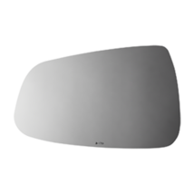 Fits 12-20 Tesla S Left Driver Replacement Mirror Glass Lens Only - $22.72