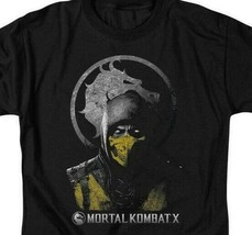 Mortal Combat X Retro 90's Fantasy fighting video game graphic t-shirt WBM423 image 2