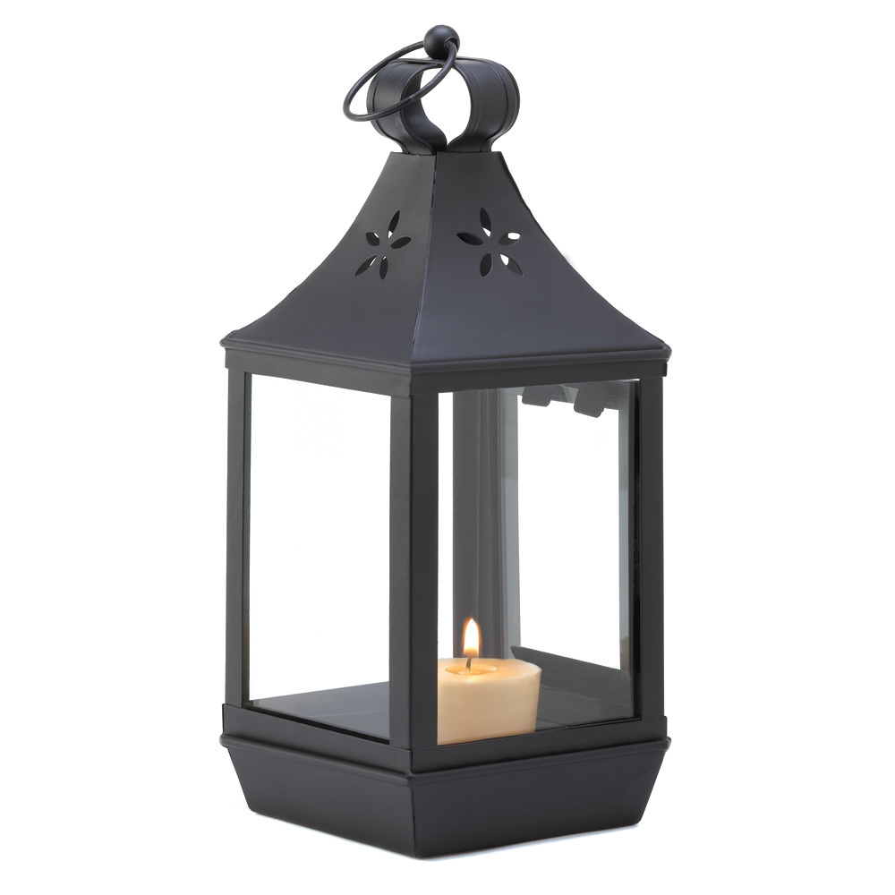 Carriage Style Candle Lantern 10001066