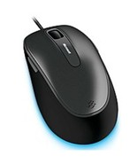 Microsoft 4EH-00004 4500 1000 dpi Comfort Mouse for Business - USB - Blu... - $35.29