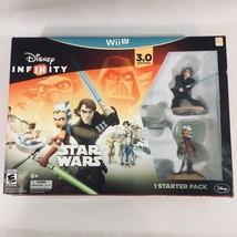 Disney Infinity (3.0 Edition) (Nintendo Wii U, 2015) Star Wars Starter S... - €35,38 EUR