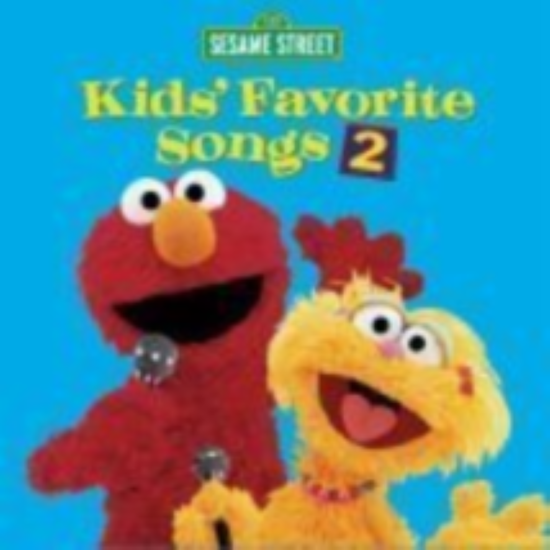 Sesame Street - Kids' Favorite Songs 2 Vhs