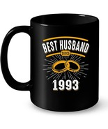 Mens Best Husband Since 1993 25th 25 Years Wedding Anniversary Gift Coff... - $13.99+