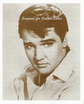 Elvis Presley 8x10 Publicity Sepia Photo - $9.99