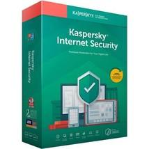 Kaspersky Internet Security 2019 Software, 3 Devices, 1-Year License, Ke... - $48.23