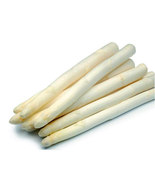 Rare White Asparagus Organic Chinese Vegetable Seeds 20 Seeds / Pack Hom... - $5.90