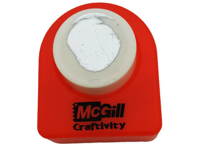 McGill Balloon Punch, 1 x 1.25 Inches