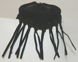 I Love Yo Kids AVA 92T Girls Fringe Boot Black Zip Up Size Eight image 6