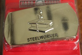 Usn Us Navy Uss Ship Shore Air Seabee Steel Worker Rate Specialty Belt Buckle - $24.70