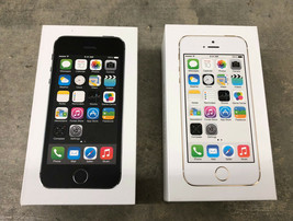 Lot of 2 Apple iPhone 5s 16GB Space Gray and Gold Empty Boxes Only - $18.69