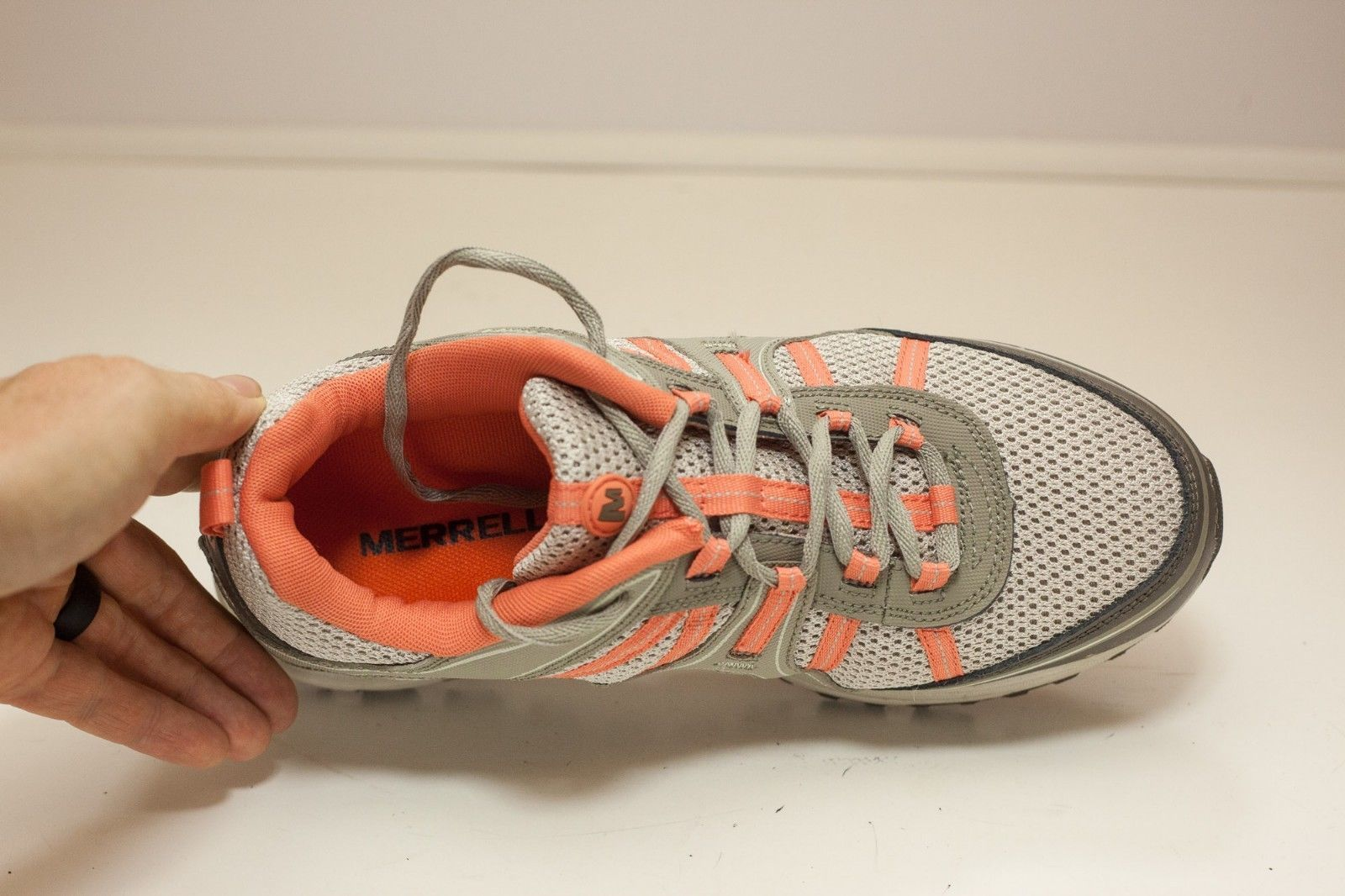 Merrell US 9.5 Gray Training Shoes Women's